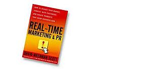 real time marketing and pr