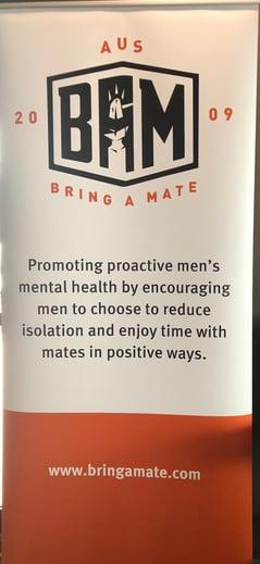 Bring a mate