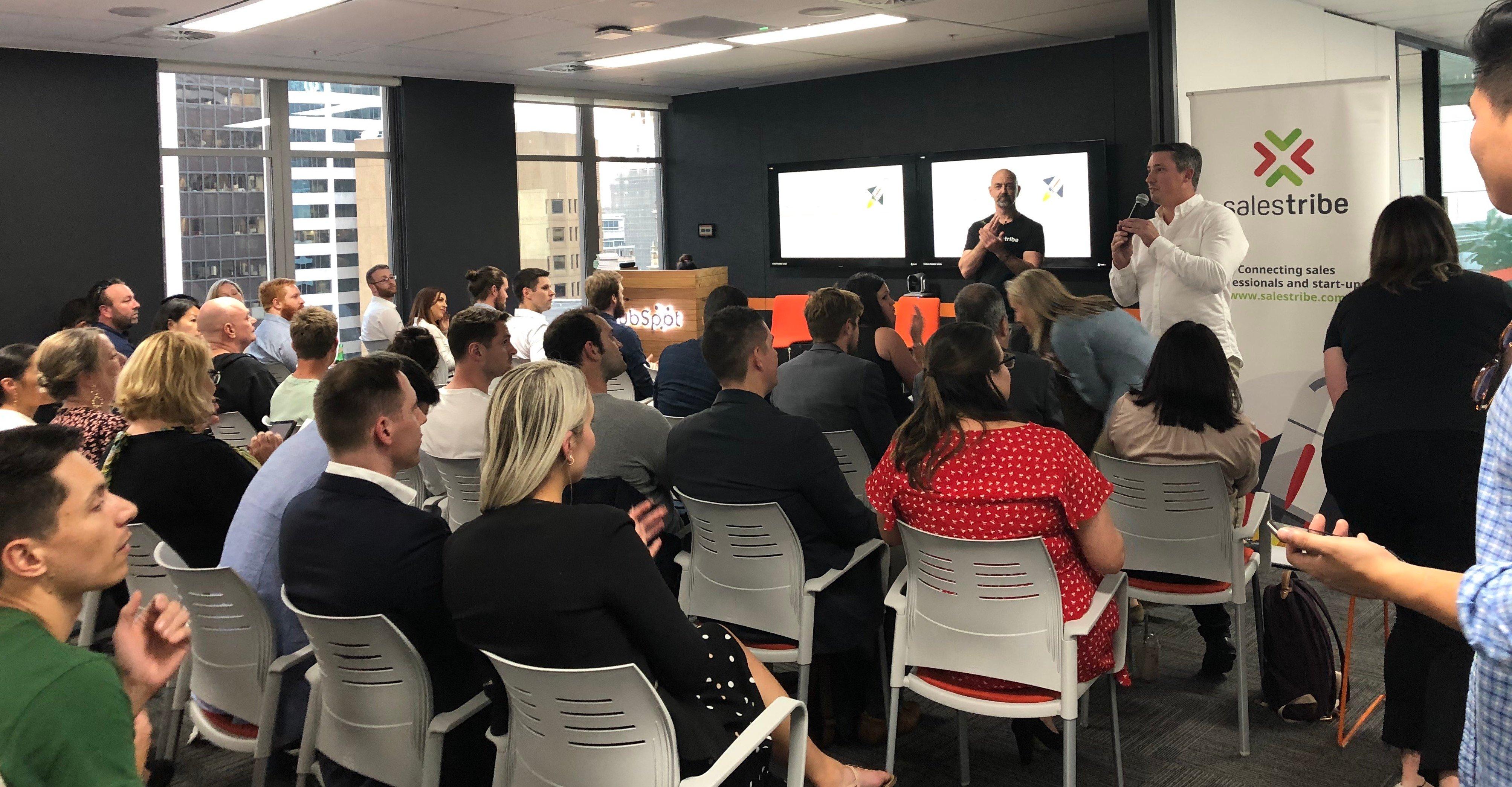SalesTribe Meetup Hubspot Oct 2019-2